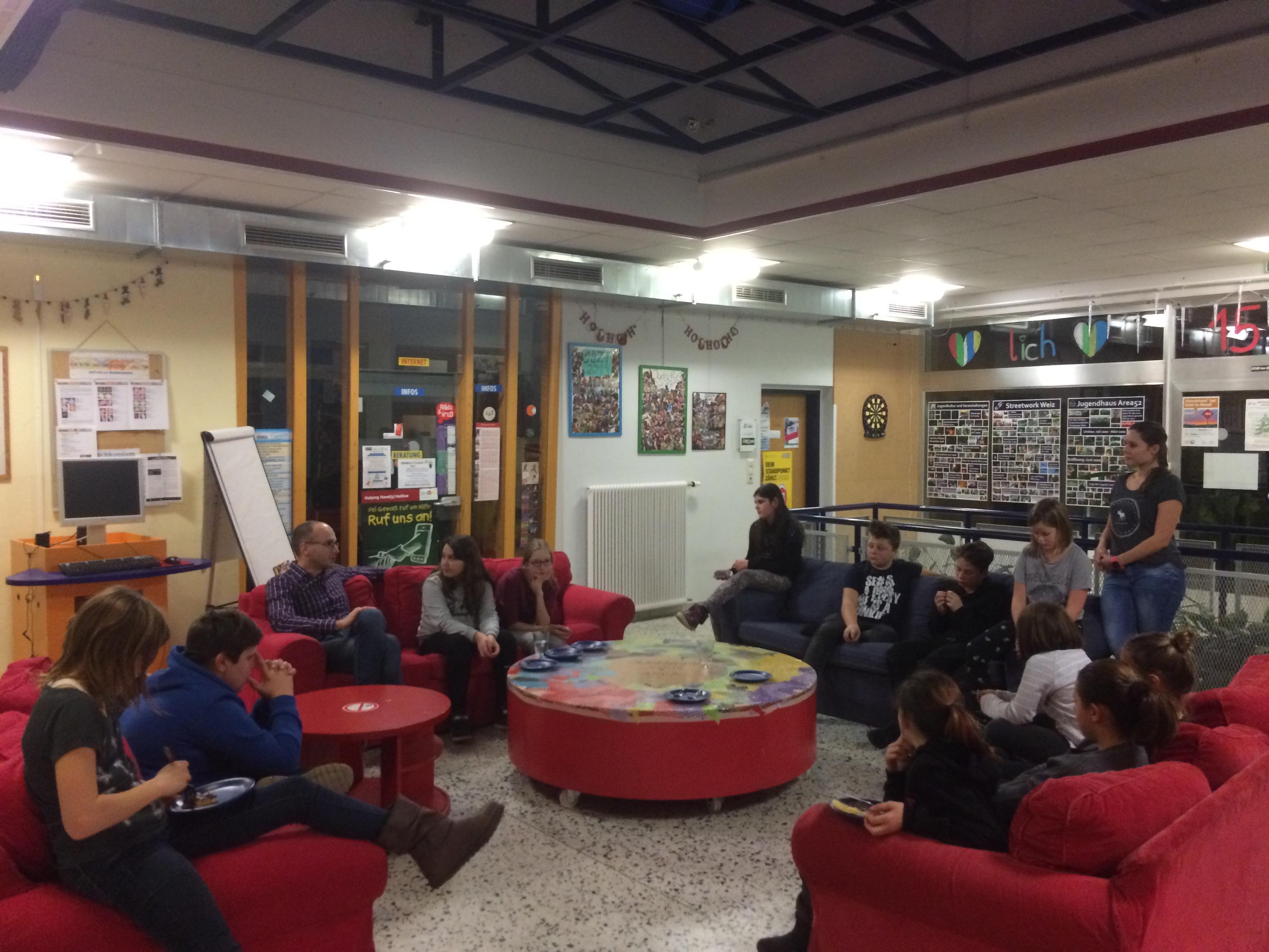 Artikel Weihnachtsfeier.Weihnachtsfeier Des Kinderparlaments Jugendnetzwerk Weiz Area52